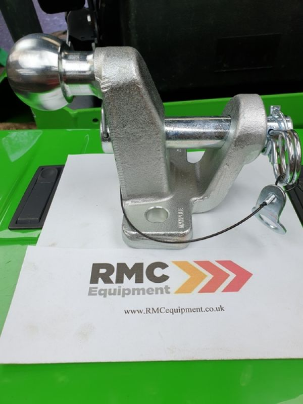 50mm Ball & Jaw Tow bar