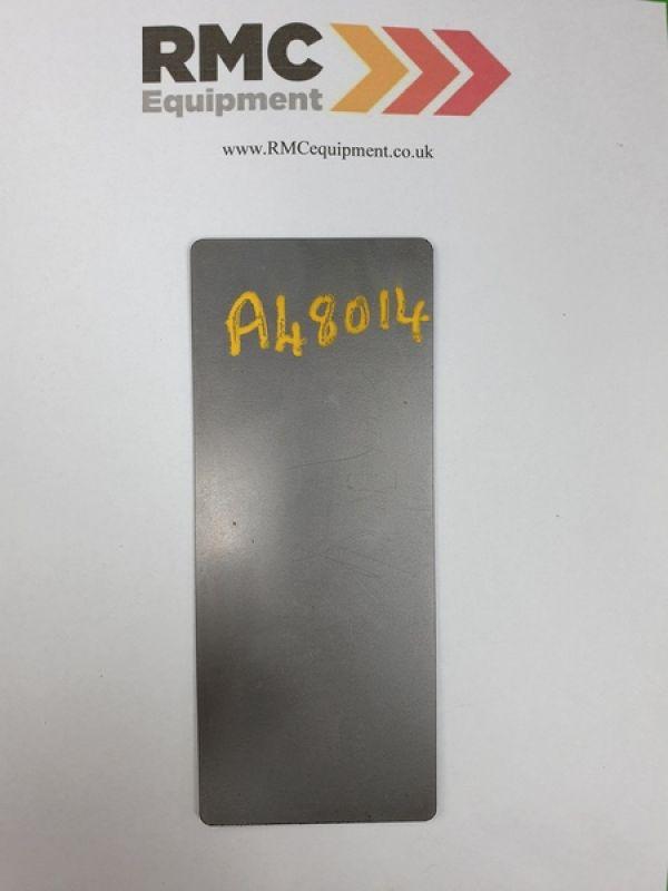 A48014 - 1mm Shim - Boom wear pad - top or bottom